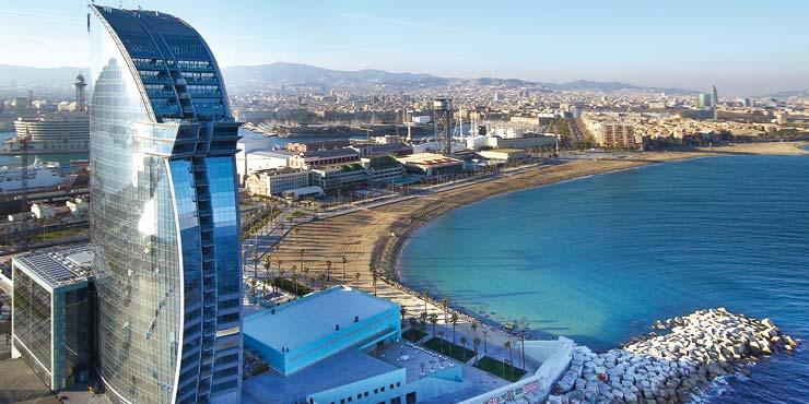 Viikko Barcelonassa 439,61 €