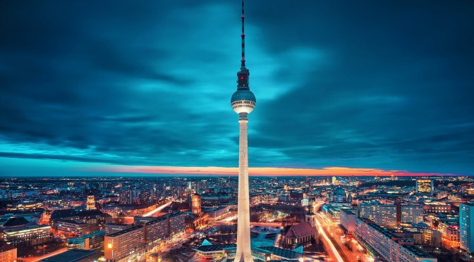 Pidennetty viikonloppu Berliinissä 225,50 €