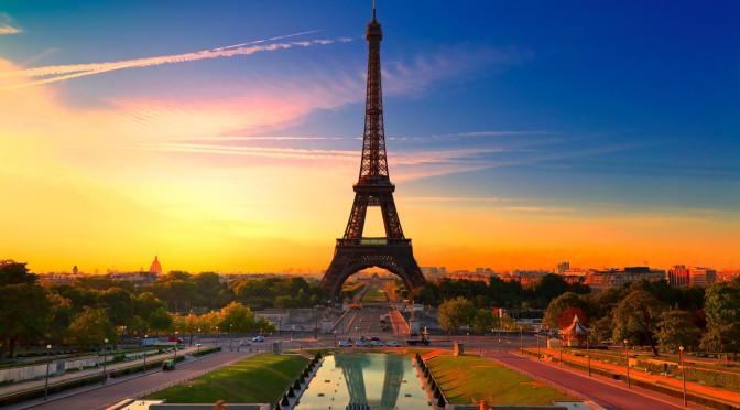 Pidennetty viikonloppu Pariisissa 236,22 €