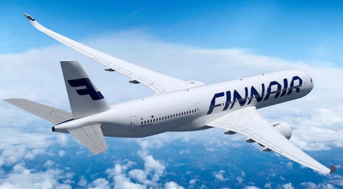 Finnair valittu parhaaksi eurooppalaiseksi lentoyhtiöksi