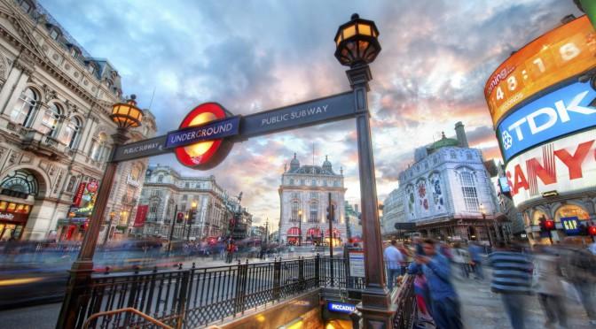 Pidennetty viikonloppu Lontoossa 223,07€