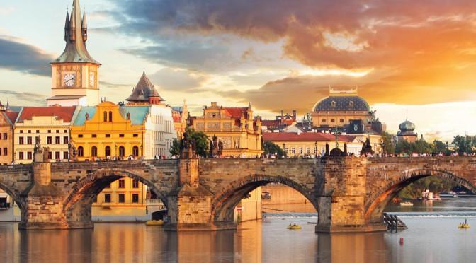 4 päivää Prahassa 499€