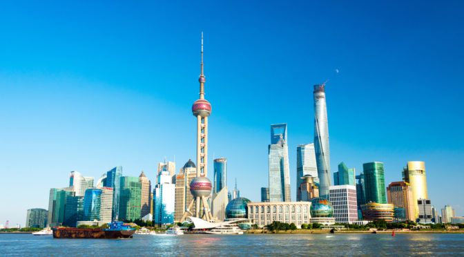 Lennot Shanghaihin 439€ | Lentodiilit