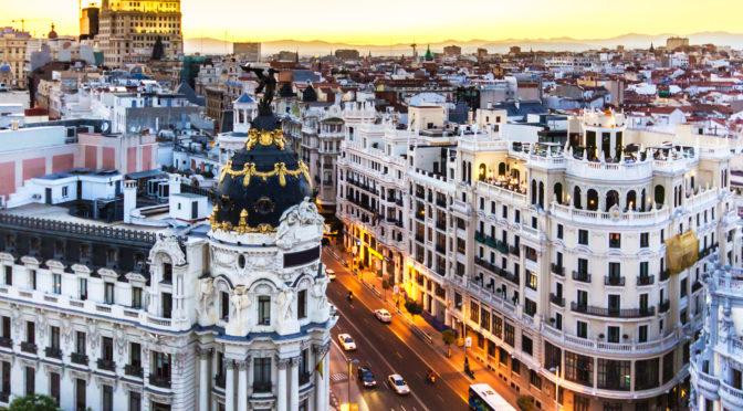 Halvat Lennot Madridiin 103€