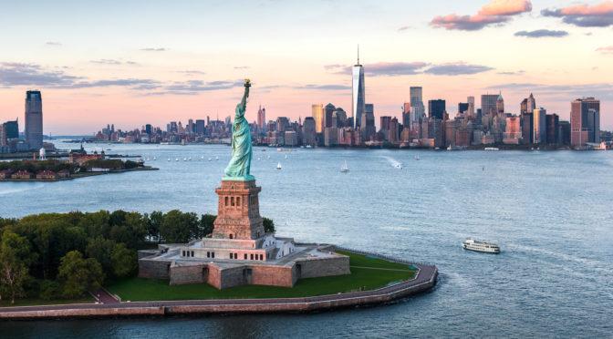 Halvat Lennot New Yorkiin 368€