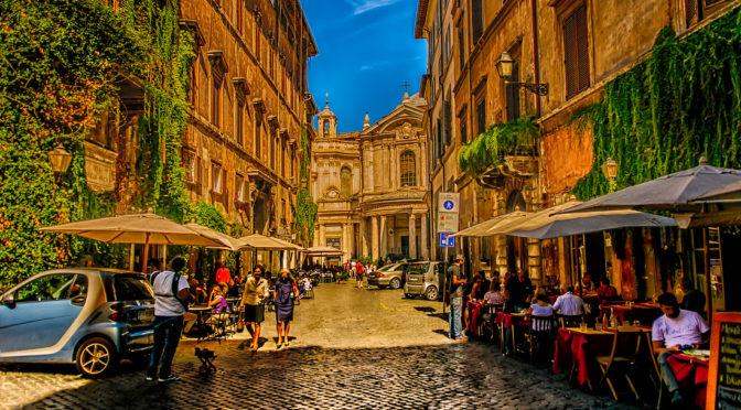 Halvat Lennot Roomaan 117€