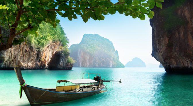 Halvat Lennot Thaimaahan 455€