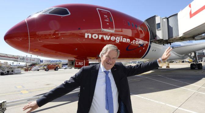 Norwegian aloittaa lennot Amsterdamiin ja Pristinaan