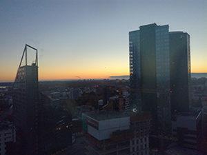 radisson blue sky tallinn näkymä kaupunkiin