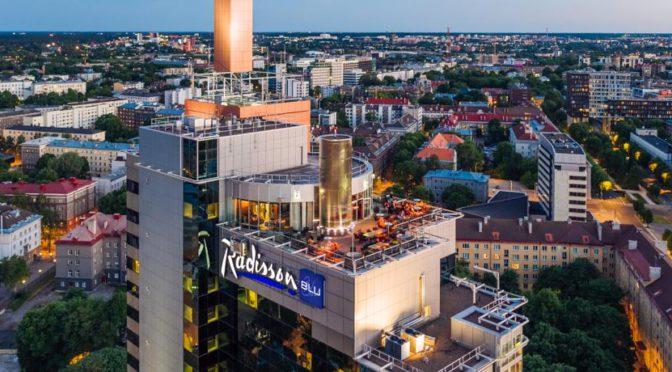 Hotelliarvio – Radisson Blue Sky Tallin