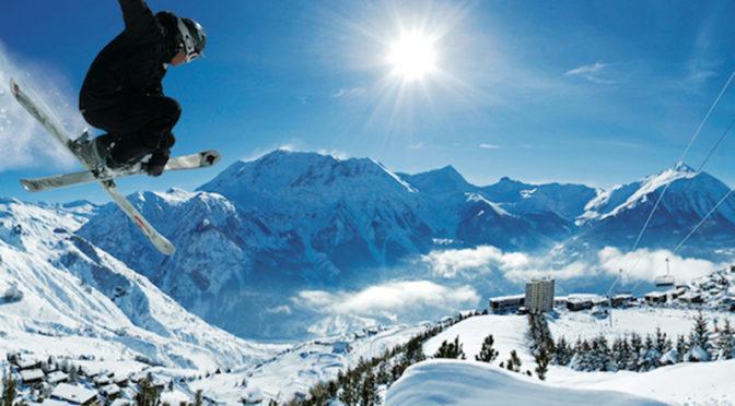 Laskettelumatka Alpeille 495€
