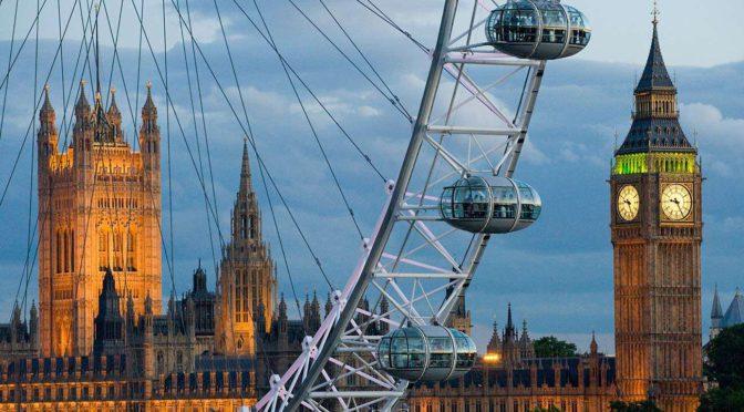 Lennot Lontooseen 91€ | Top 10 Lentodiilit