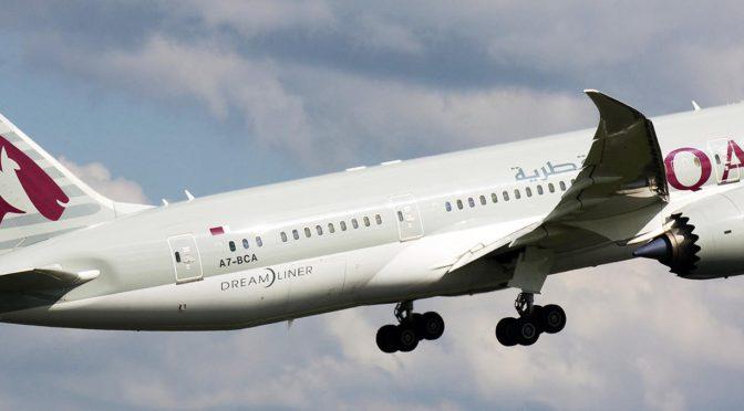 Qatar Airwaysin Alennusmyynti Alkanut