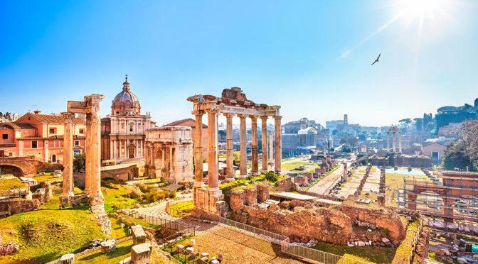 Lennot Roomaan 38€