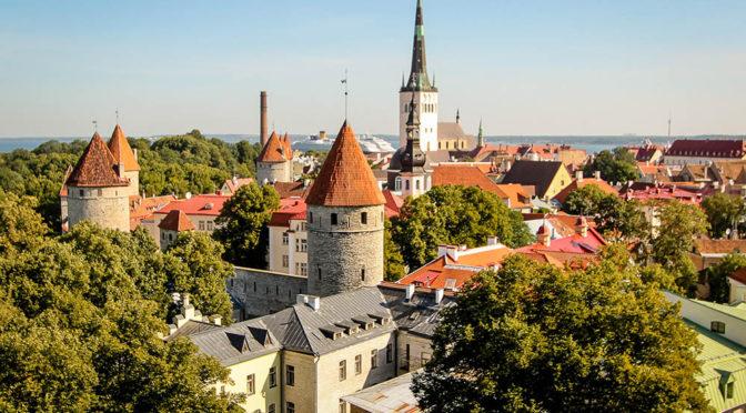Europa 22 h viihderisteily Tallinnaan 3,50 €