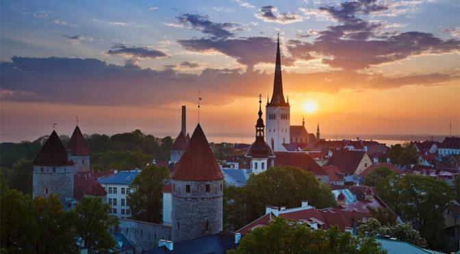 Hotellimatka Tallinnaan 53 €