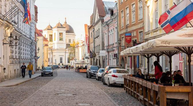 Hotellimatka Tallinnaan 39 €