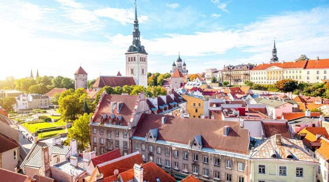 Hotellimatka Tallinnaan 69 €