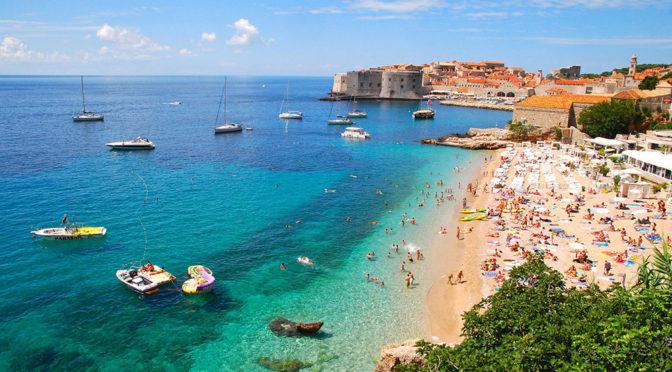 Finnairin suorat lennot Kroatiaan 232 €