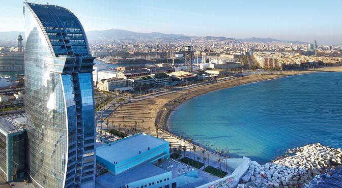 Lennot Barcelonaan 104€
