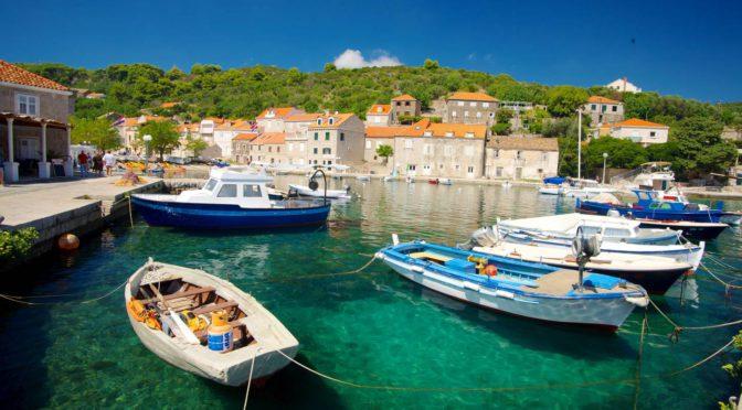 Lennot Kroatiaan 192 €