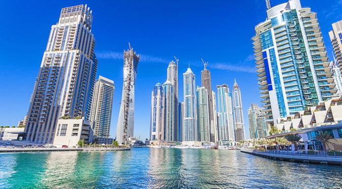 Lennot Dubaihin 183 €