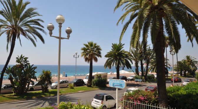 3 päivää Nizzassa 270€