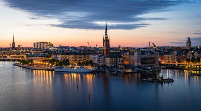 Risteily Tukholmaan 5€