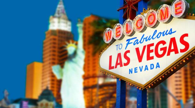 Lennot Las Vegasiin 352€