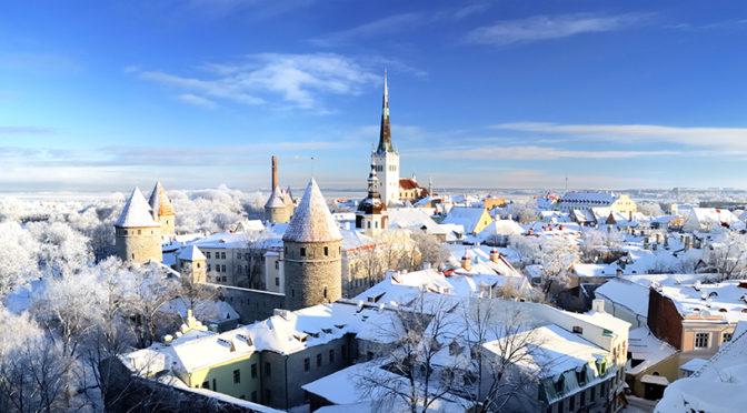 Hotellimatka Tallinnaan 52€