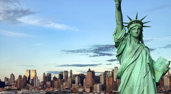 Lennot New Yorkiin 333€