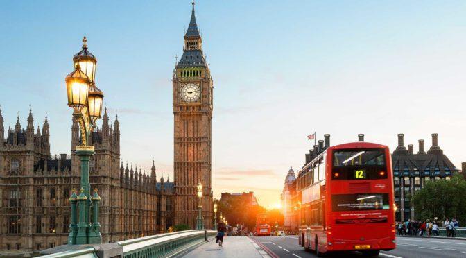 3 päivää Lontoossa 187€