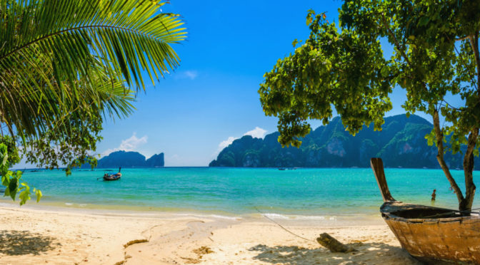 Lennot Thaimaahan 384€